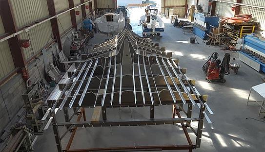 construction navale manche 50