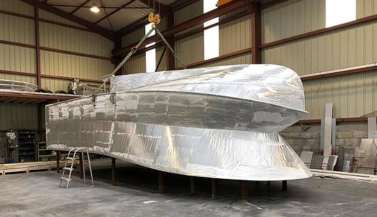 construction bateaux manche 50