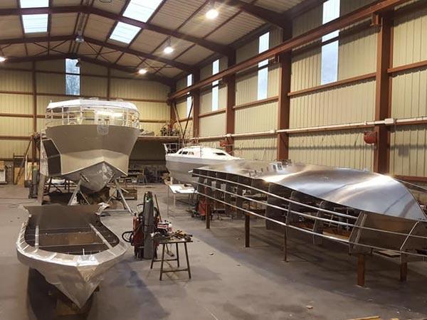 atelier construction bateaux manche